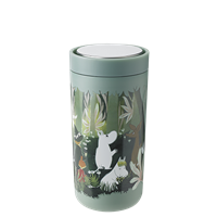 TO GO CLICK D STEEL 04 L  SOFT DUSTY GREEN  MOOMIN