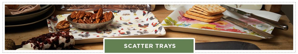 Scatter Trays