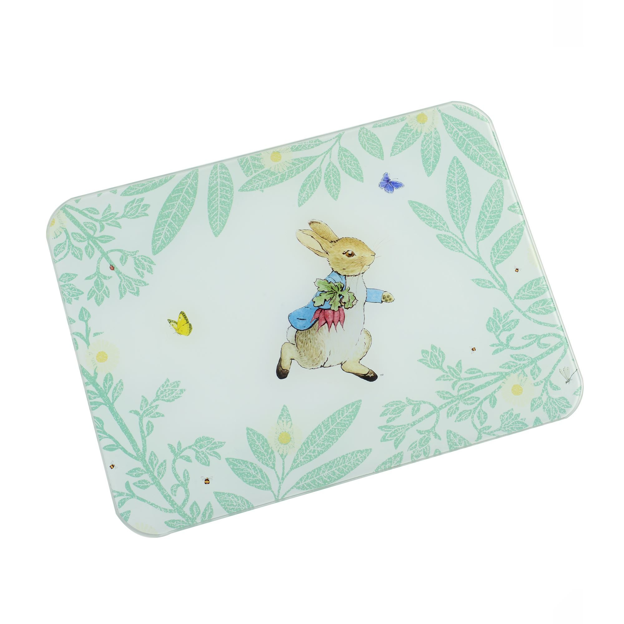 PETER RABBIT  GLASS BOARD