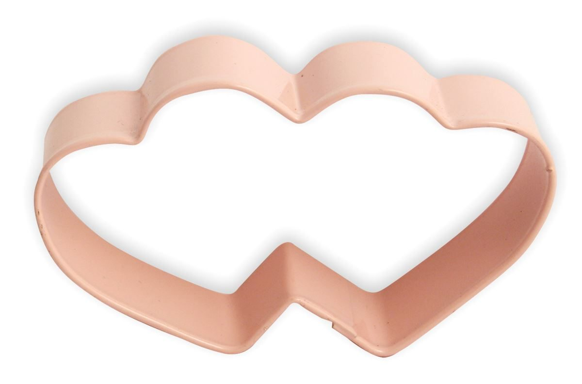 852001 - Pink Double Heart