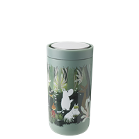 TO GO CLICK D STEEL 02 L  SOFT DUSTY GREEN  MOOMIN