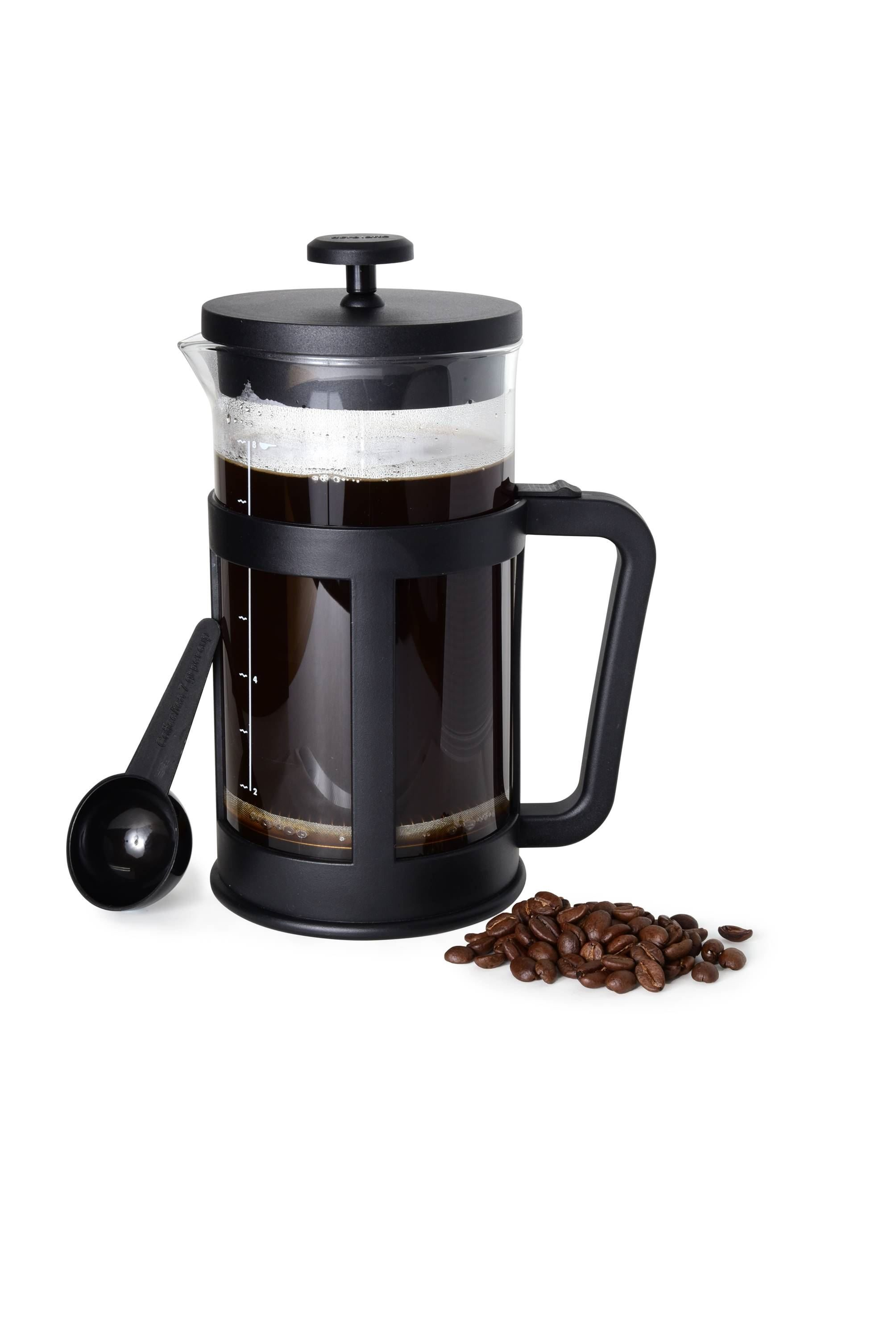 PRESS & GO FRENCH PRESS  8-CUP