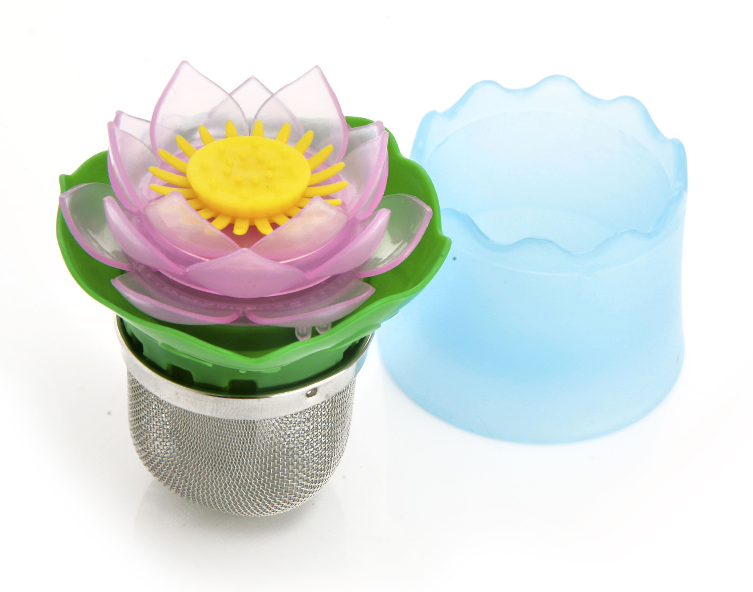 851047 - Lilly Pad Tea Infuser Stand