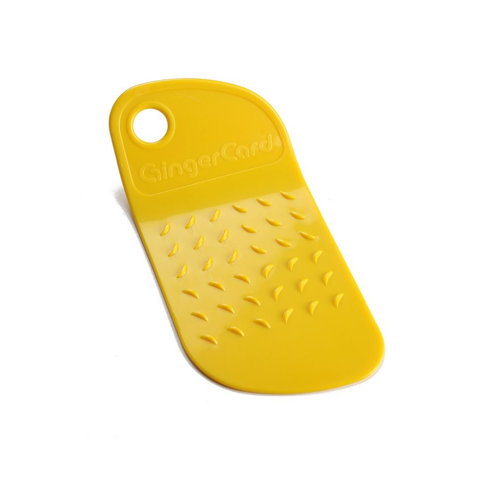 ####GINGER CARD REFILL YELLOW