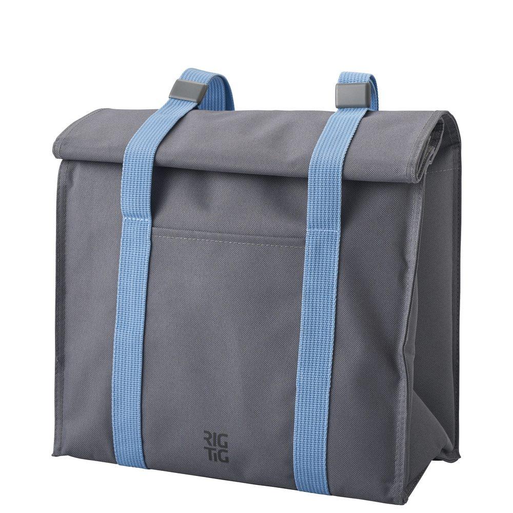 KEEP IT COOL COOLER BAG  GREY/BLUE