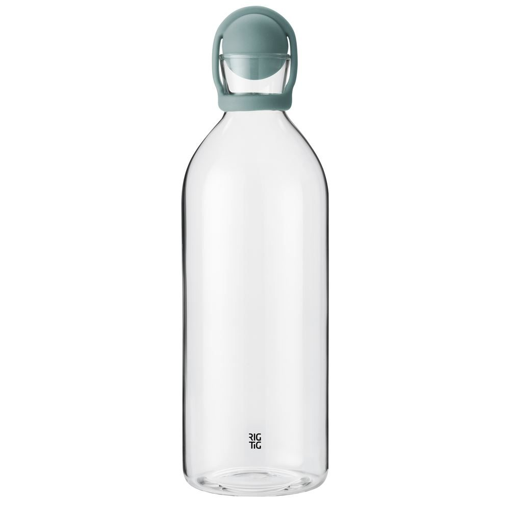COOL IT WATER CARAFE  1 5 L  DUSTY GREEN