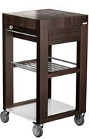####LABOR KITCHEN TROLLEY THERMO ASH WOOD